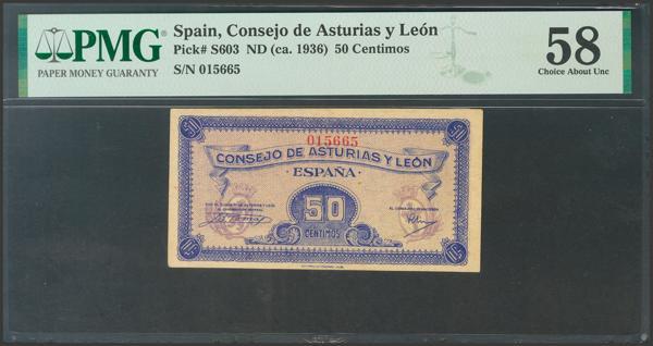 2141 - Billetes Españoles