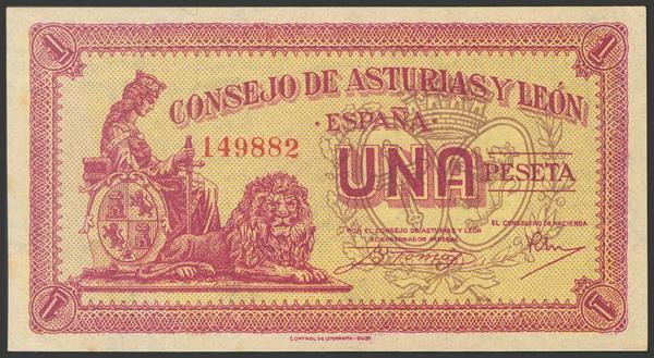 2142 - Billetes Españoles