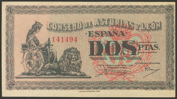 2143 - Billetes Españoles