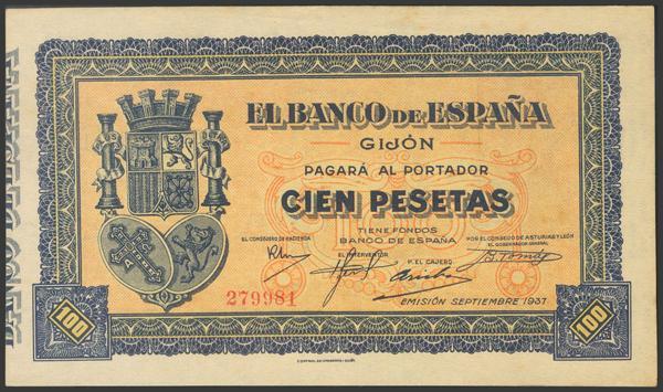 2144 - Billetes Españoles