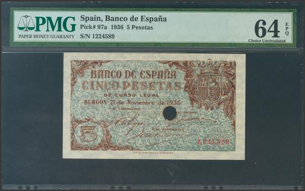 2148 - Billetes Españoles
