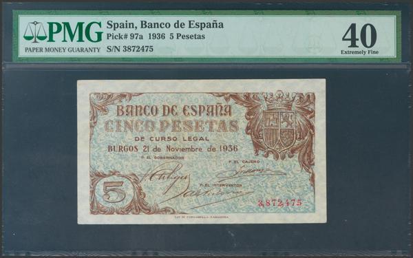 2150 - Billetes Españoles