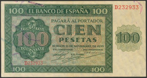 2159 - Billetes Españoles