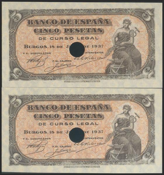 2171 - Billetes Españoles