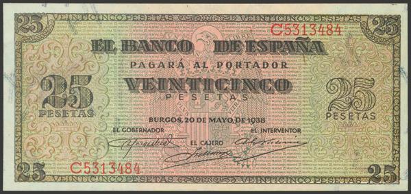 2203 - Billetes Españoles