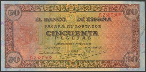 2204 - Billetes Españoles