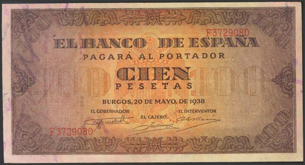 2215 - Billetes Españoles
