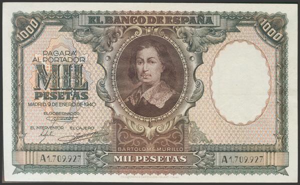 2241 - Billetes Españoles