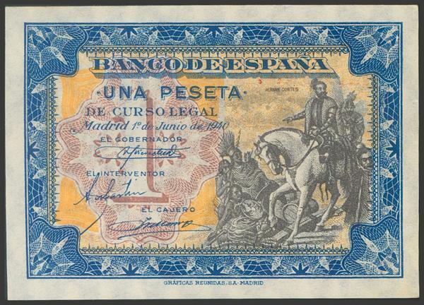 2243 - Billetes Españoles