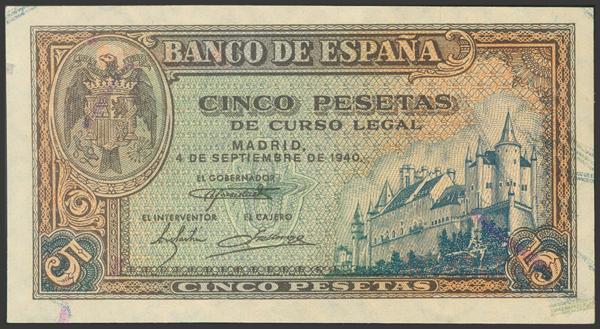 2251 - Billetes Españoles
