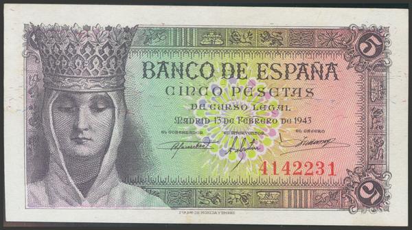 2260 - Billetes Españoles