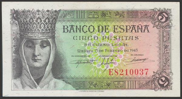 2264 - Billetes Españoles