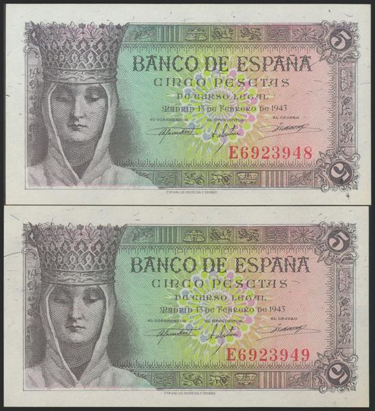 2265 - Billetes Españoles