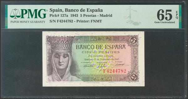2266 - Billetes Españoles