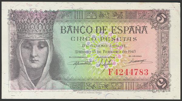 2267 - Billetes Españoles