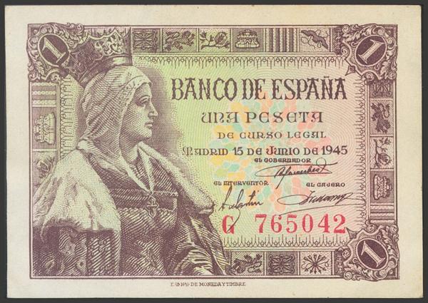 2280 - Billetes Españoles