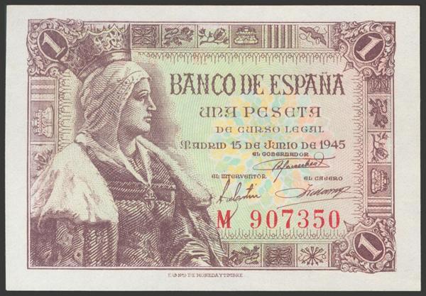2285 - Billetes Españoles