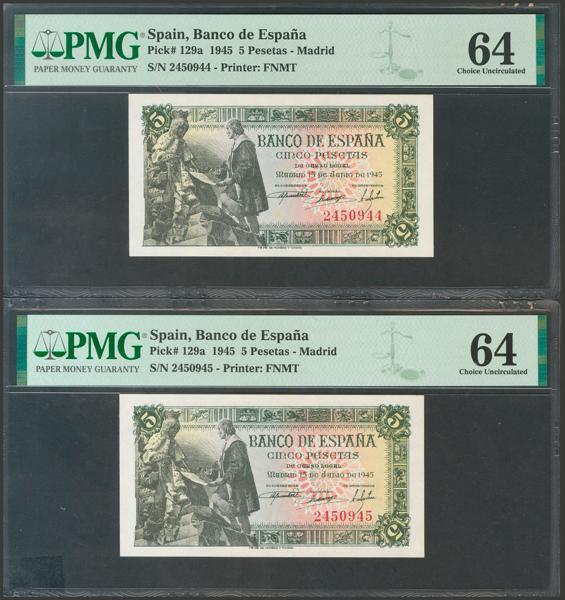 2288 - Billetes Españoles
