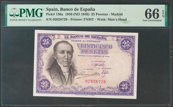 2294 - Billetes Españoles