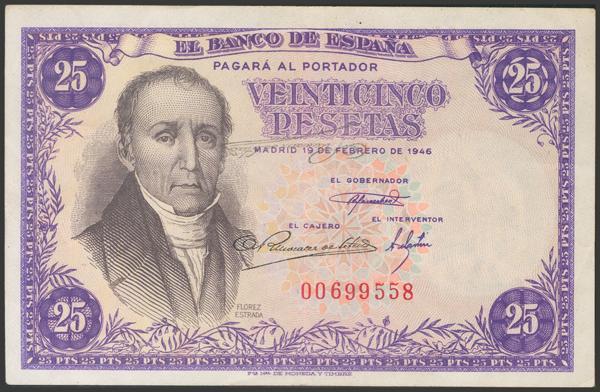 2296 - Billetes Españoles