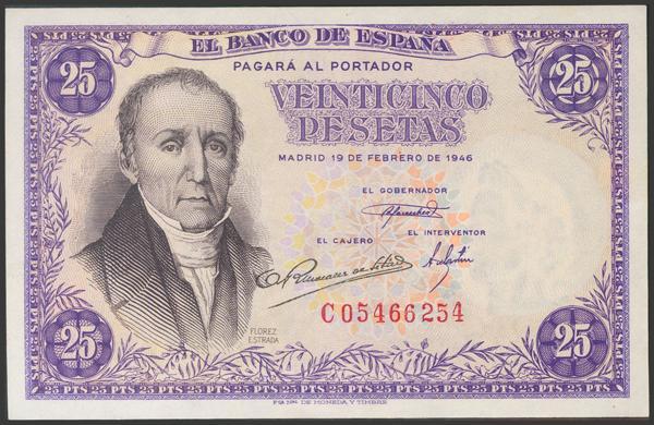2299 - Billetes Españoles
