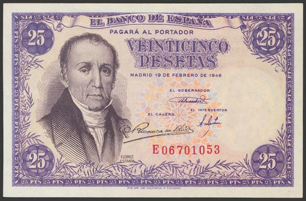 2300 - Billetes Españoles