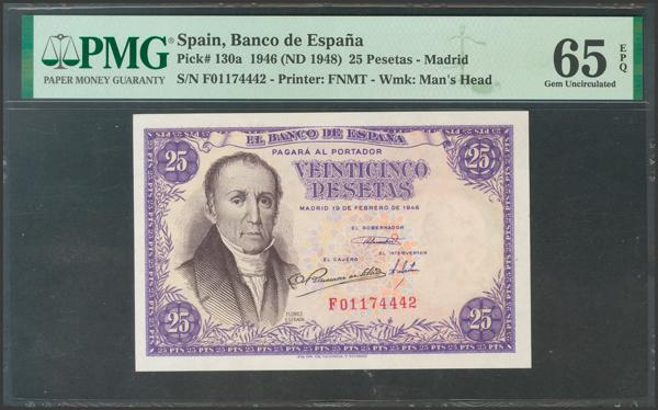 2301 - Billetes Españoles