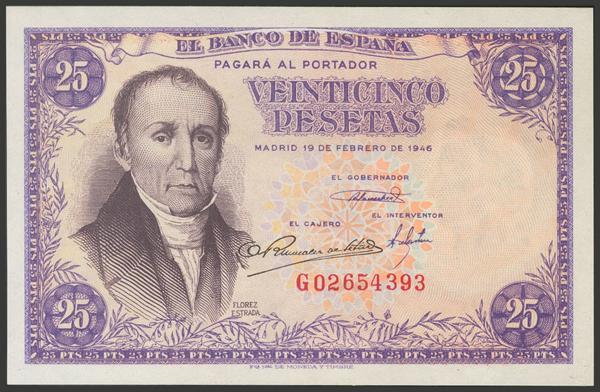 2303 - Billetes Españoles