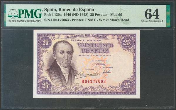 2305 - Billetes Españoles