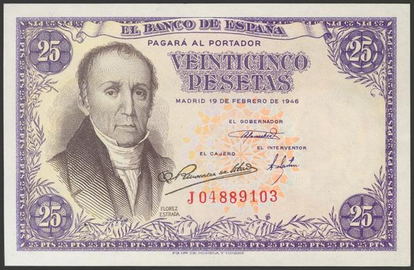 2309 - Billetes Españoles