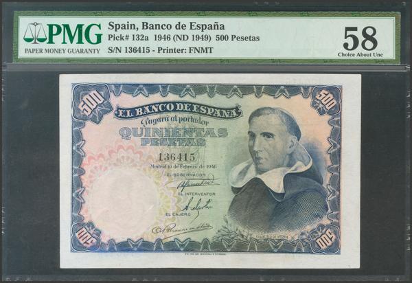 2316 - Billetes Españoles