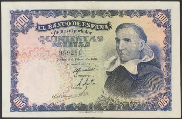 2318 - Billetes Españoles