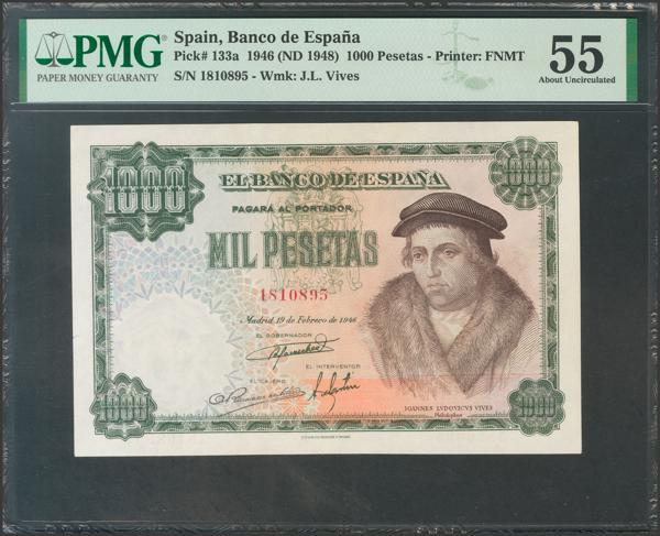 2319 - Billetes Españoles