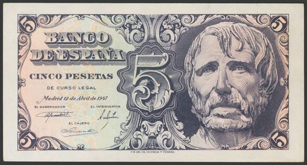 2323 - Billetes Españoles
