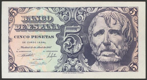 2324 - Billetes Españoles