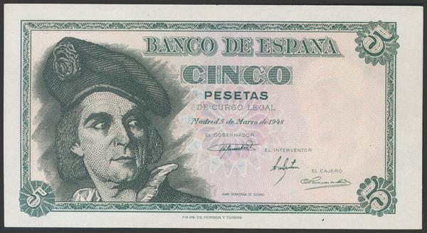 2330 - Billetes Españoles
