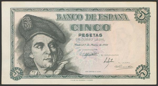 2331 - Billetes Españoles