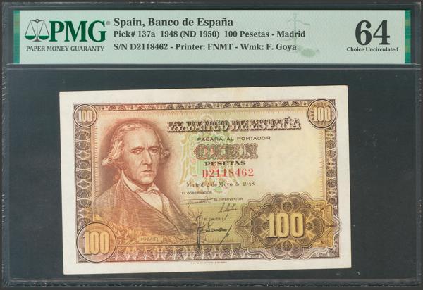 2338 - Billetes Españoles