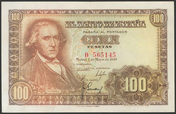 2339 - Billetes Españoles