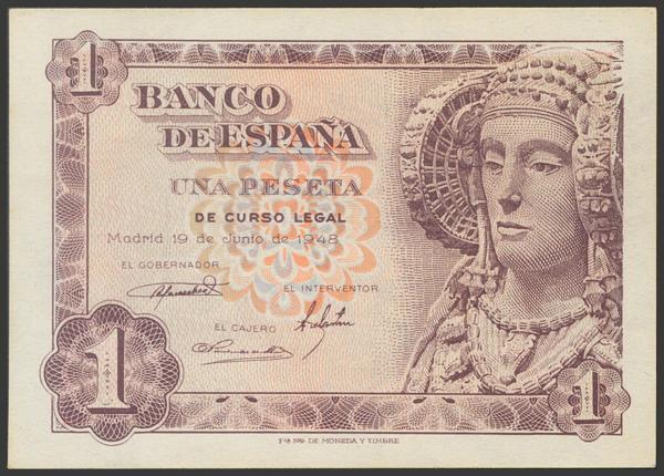 2344 - Billetes Españoles