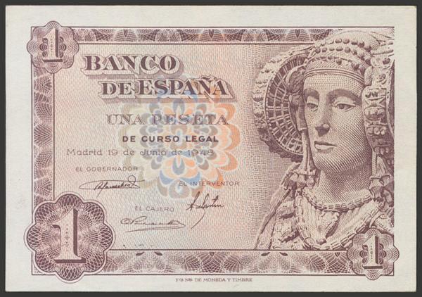 2345 - Billetes Españoles