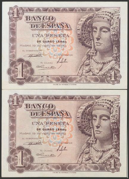 2346 - Billetes Españoles