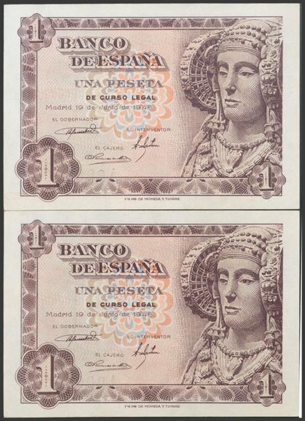 2347 - Billetes Españoles