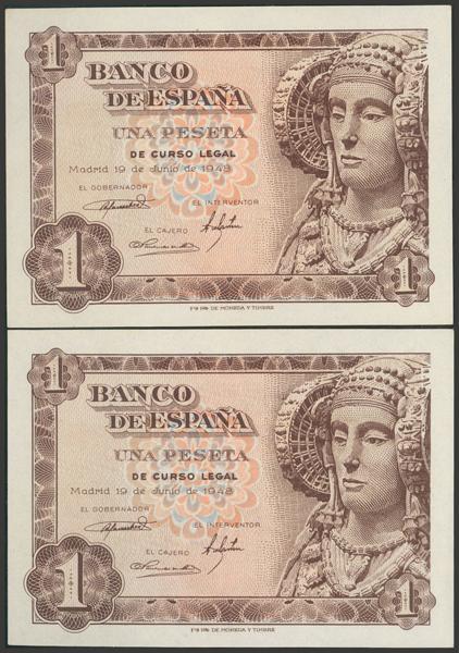 2349 - Billetes Españoles
