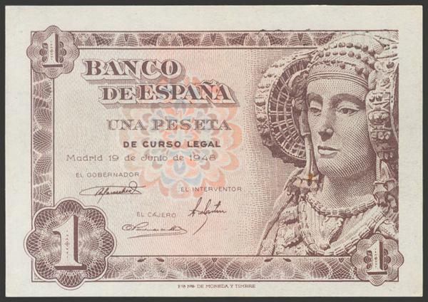 2350 - Billetes Españoles