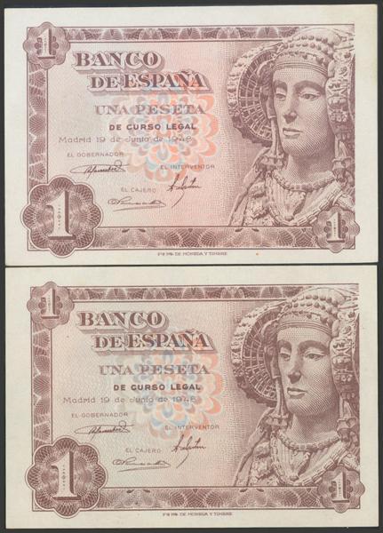 2351 - Billetes Españoles