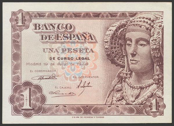 2353 - Billetes Españoles