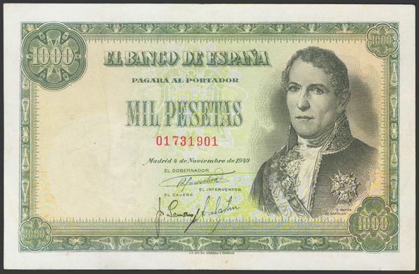 2356 - Billetes Españoles