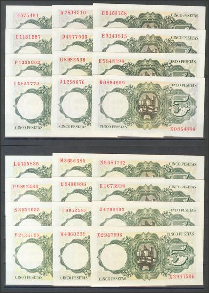 2359 - Billetes Españoles