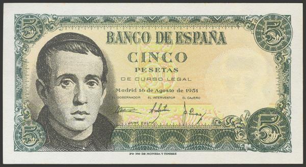 2360 - Billetes Españoles